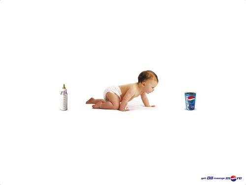 Рекламная компания Pepsi на рынке Индии, выполненная агенством Spirit. 4 Креативная реклама