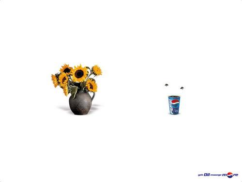 Рекламная компания Pepsi на рынке Индии, выполненная агенством Spirit. 3  Креативная реклама