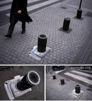 Фотоаппарат Креативная реклама.