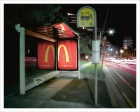 Макдональдс. Креативная реклама.