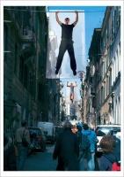 Креативная реклама Растяжки над улицей.