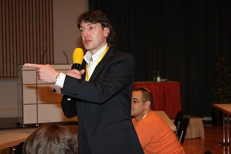 Фотография из альбома: WCFDavos Annual Com on Top 2010 Фотоальбом 3