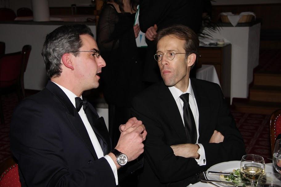Фотография из альбома: WCFDavos Annual Com on Top 2011 Фотоальбом 2