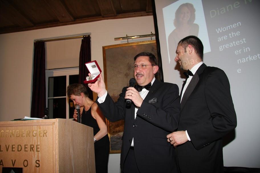 Фотография из альбома: WCFDavos Annual Com on Top 2011 Фотоальбом 3