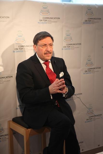 Фотография из альбома: WCFDavos Annual Com on Top 2012 Фотоальбом 7