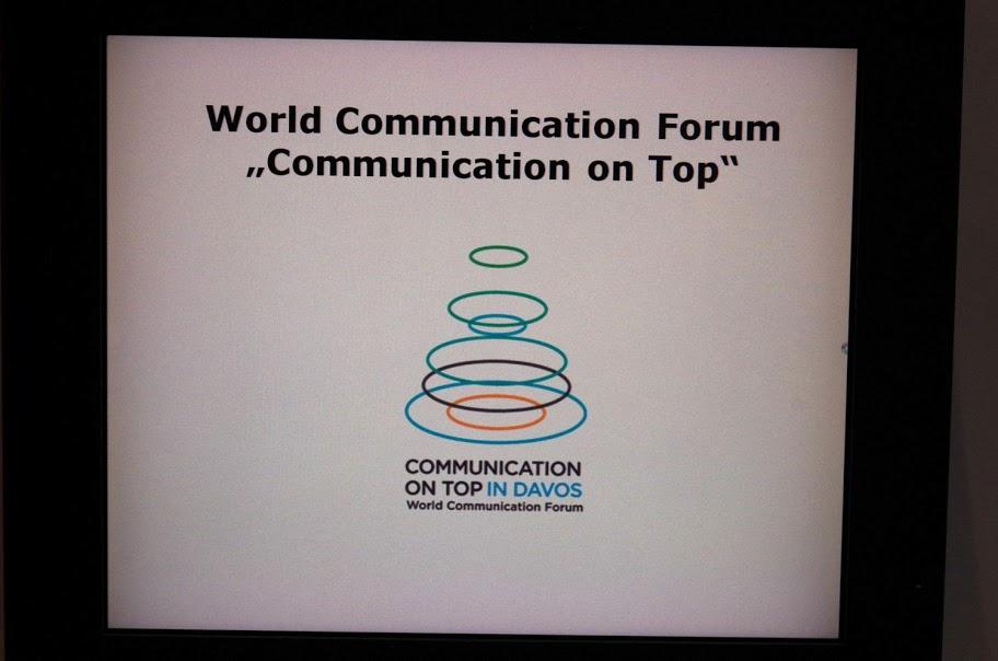 Фотография из альбома: WCFDavos Annual Com on Top 2013. Фотоальбом 2