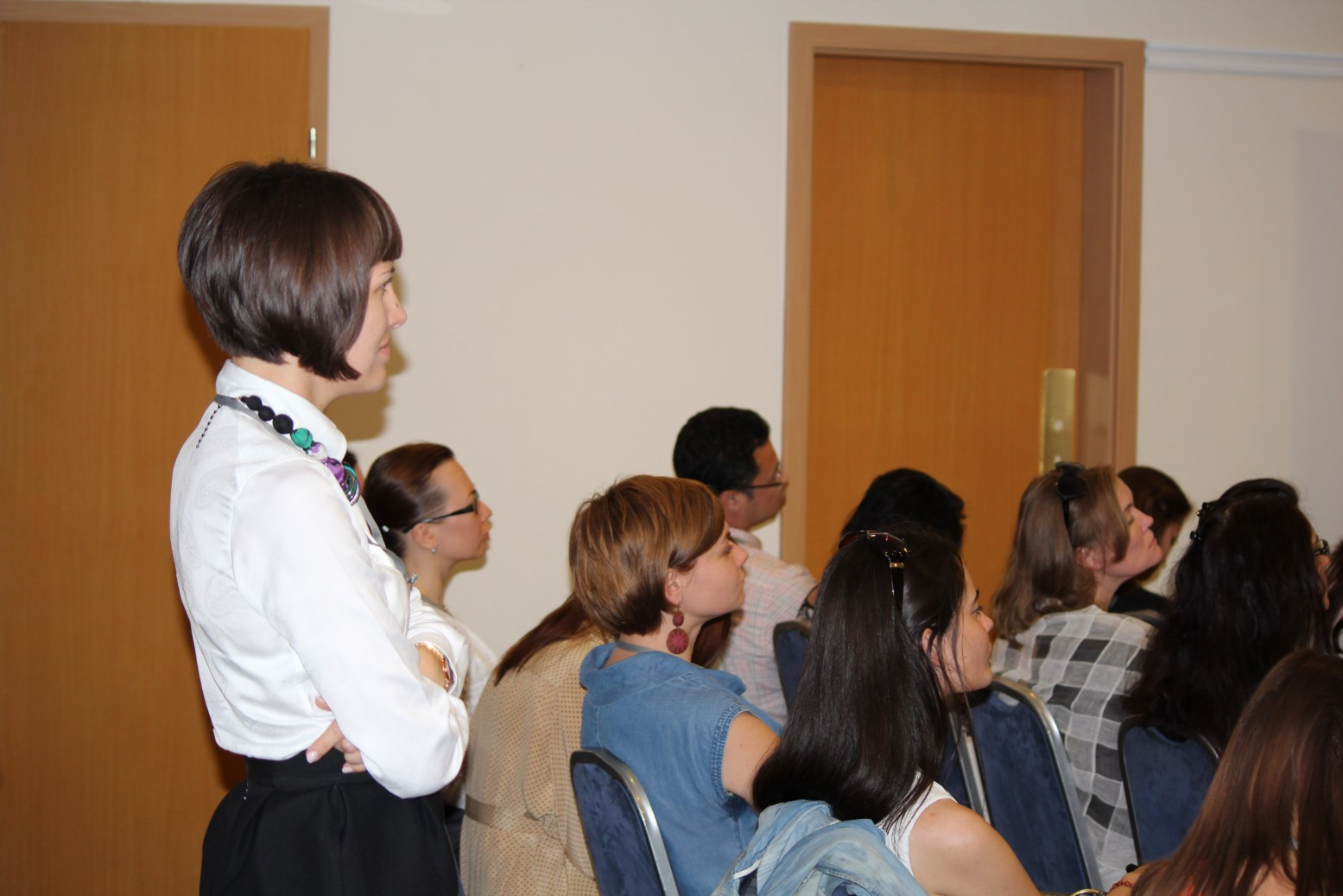 Фотография из альбома: Конференция PR в сфере IT 2012