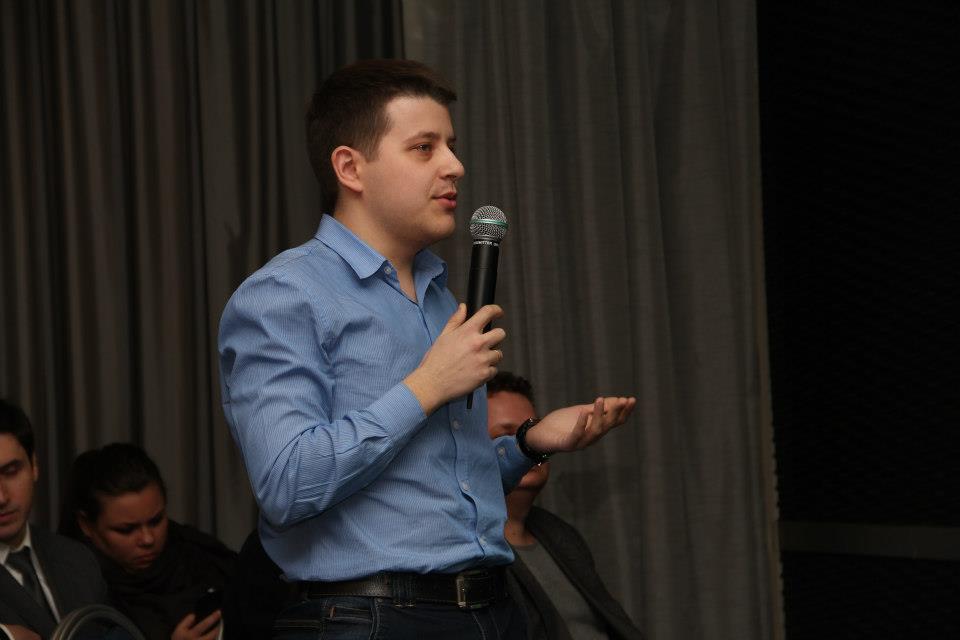 Фотография из альбома: Второе мероприятие серии Marketing Talks