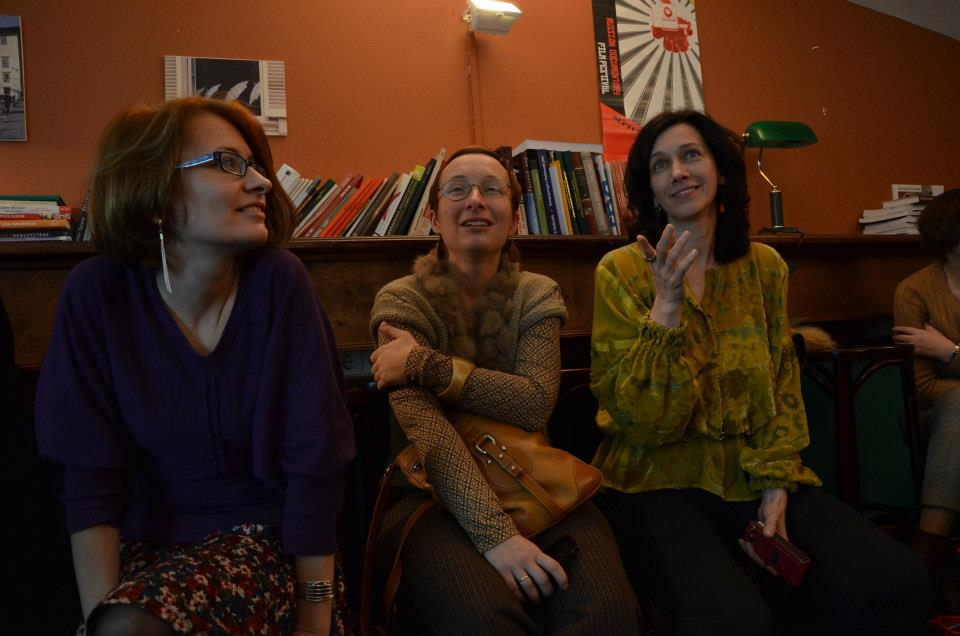 Фотография из альбома: Заседание Социологического клуба IABC O счастье в России