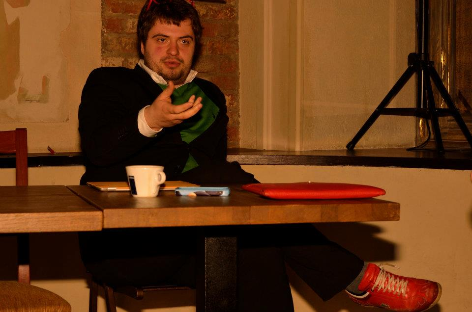 Фотография из альбома: Социологический клуб IABCRussia